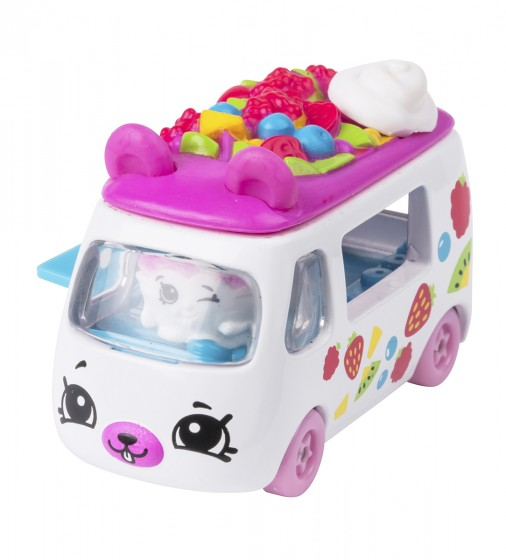 Мини-машинка SHOPKINS CUTIE CARS S3 - ФРУКТОВЫЙ РЕЙСЕР - 56771_2.jpg - № 2