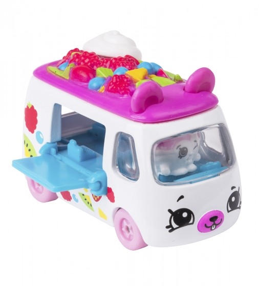 Мини-машинка SHOPKINS CUTIE CARS S3 - ФРУКТОВЫЙ РЕЙСЕР - 56771_3.jpg - № 3