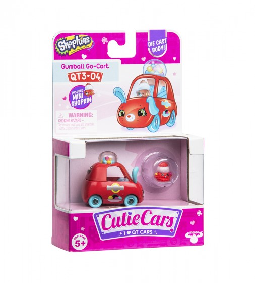 Міні-Машинка Shopkins Cutie Cars S3 -Баблі-Кар - 57115_4.jpg - № 4