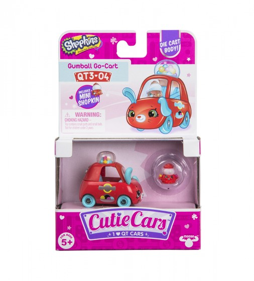 Міні-Машинка Shopkins Cutie Cars S3 -Баблі-Кар - 57115_3.jpg - № 3