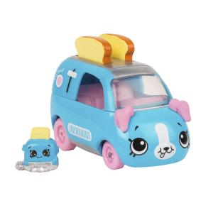 Мини-машинка SHOPKINS CUTIE CARS S3 - ТОСТЕР-РОДСТЕР