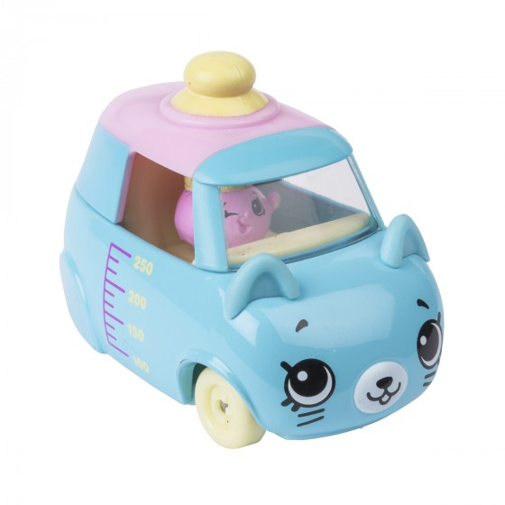 Мини-машинка SHOPKINS CUTIE CARS S3 -БЕБИ МАШИНКА