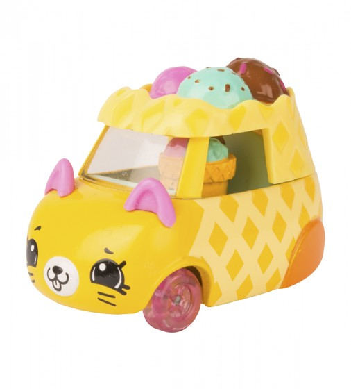 Міні-машинка SHOPKINS CUTIE CARS S3 -РОЖОК-СНІЖОК - 56736_2.jpg - № 2