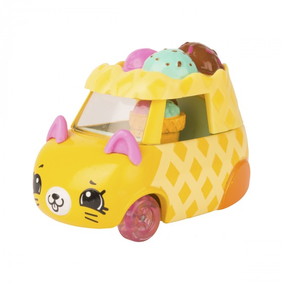 Міні-машинка SHOPKINS CUTIE CARS S3 -РОЖОК-СНІЖОК
