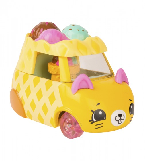 Міні-машинка SHOPKINS CUTIE CARS S3 -РОЖОК-СНІЖОК - 56736_3.jpg - № 3