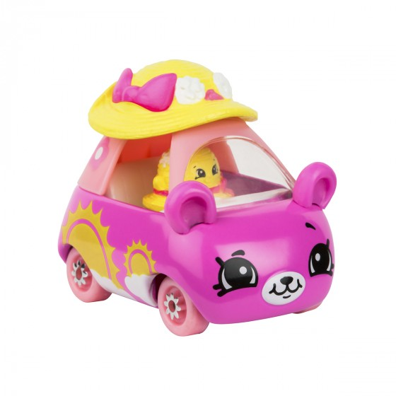 Мини-машинка SHOPKINS CUTIE CARS S3 -ДАМА-ПАНАМА