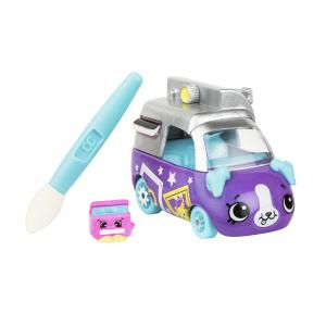 Мини-машинка SHOPKINS CUTIE CARS S3 - СЕЛФИ-СПРИНТЕР