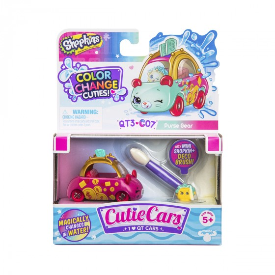 Мини-машинка SHOPKINS CUTIE CARS S3 - МАНИ-ВЕН