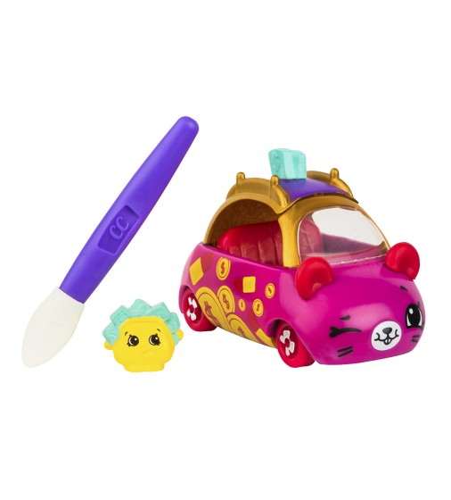 Мини-машинка SHOPKINS CUTIE CARS S3 - МАНИ-ВЕН - 57134_1.jpg - № 1