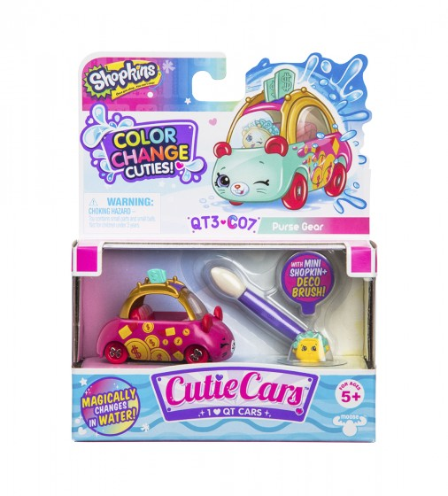 Мини-машинка SHOPKINS CUTIE CARS S3 - МАНИ-ВЕН - 57134_2.jpg - № 2