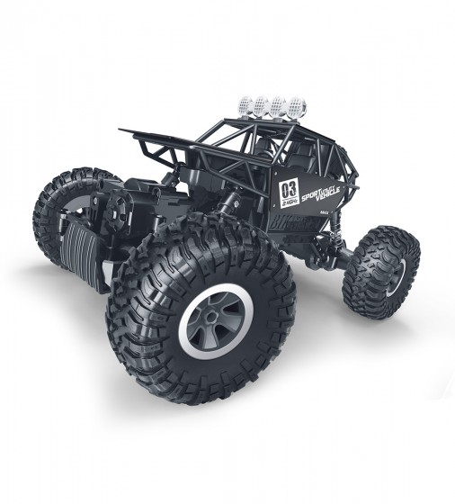 Автомобіль Off-Road Crawler На Р/К – Max Speed (1:18) - SL-112MBl_1.JPG - № 1
