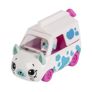 Мини-машинка SHOPKINS CUTIE CARS S1 - ШУСТРЫЙ МИЛКИ