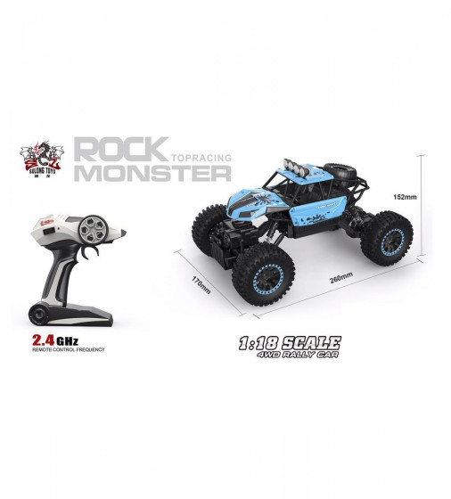 Автомобіль Off-Road Crawler – Super Sport (1:18) - SL-001B_2.jpg - № 2