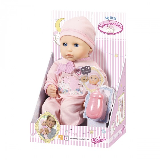Лялька My First Baby Annabell - Моя Крихітка (36 см)