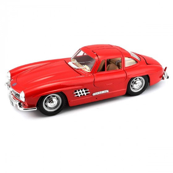 Автомодель - Mercedes-Benz 300 Sl (1954) (1:24)