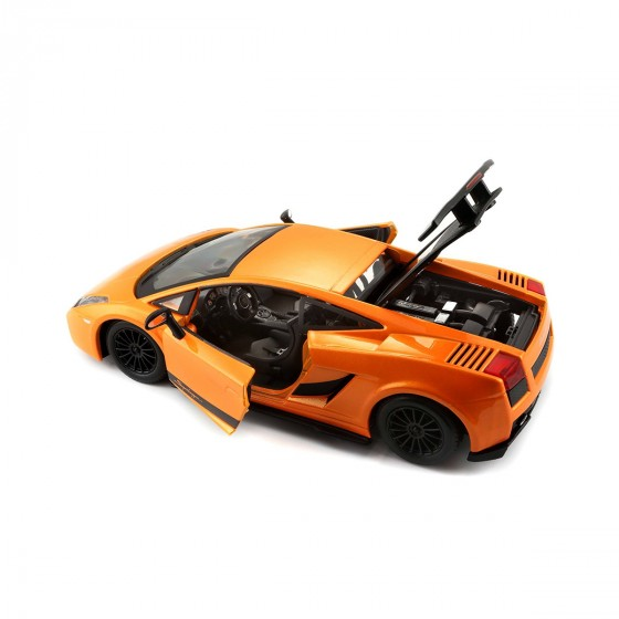 Автомодель - LAMBORGHINI GALLARDO SUPERLEGGERA (2007) (1:24)