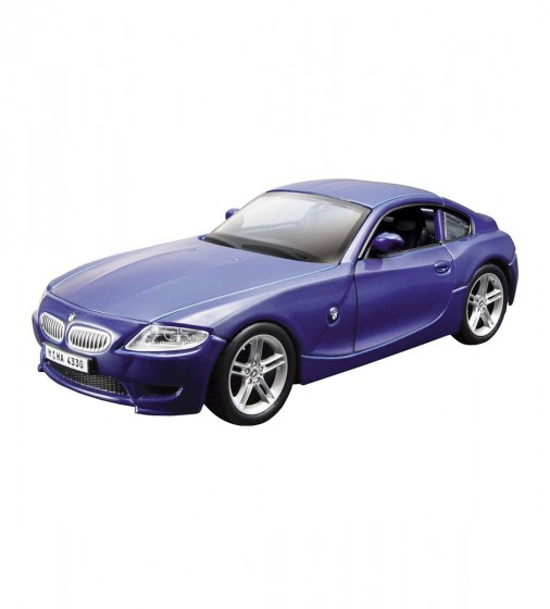 Автомодель - Bmw Z4 M Coupe (1:32) - 18-43007_1.jpg - № 1