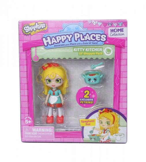 Лялька Happy Places S1 - Сью Спагетті - 56323_1.jpg - № 1
