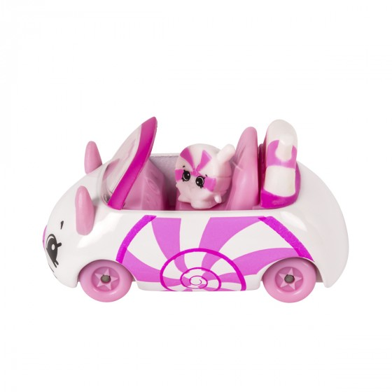 Мини-машинка SHOPKINS CUTIE CARS S1 - КЕНДИ-ВЕН