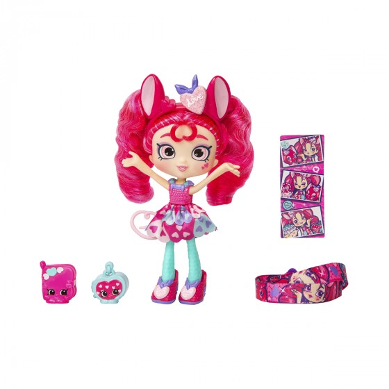 Кукла SHOPKINS SHOPPIES S9  - ВАЛЕНТИНКА